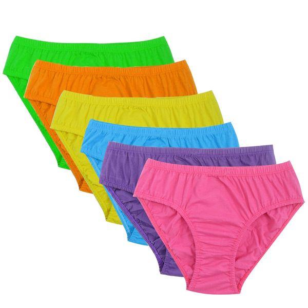 شورت زنانه کوه شاپ مدل رنگین کمان مجموعه 6 عددی