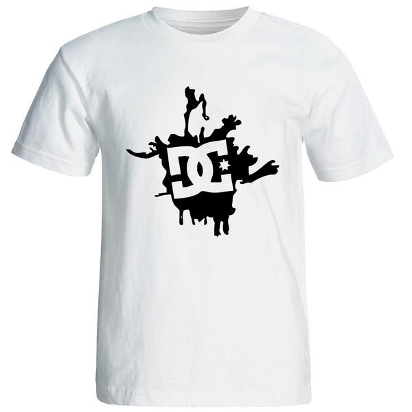 تی شرت آستین کوتاه مردانه نیکوطرح دی سی کد 6742