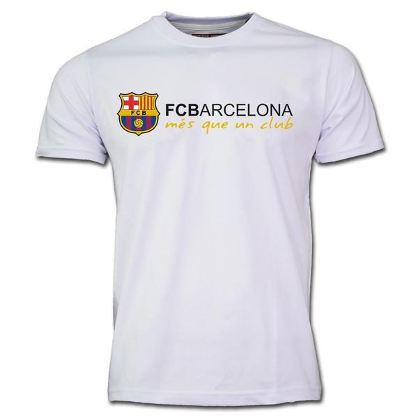 تیشرت مردانه بارسلونا کد B401