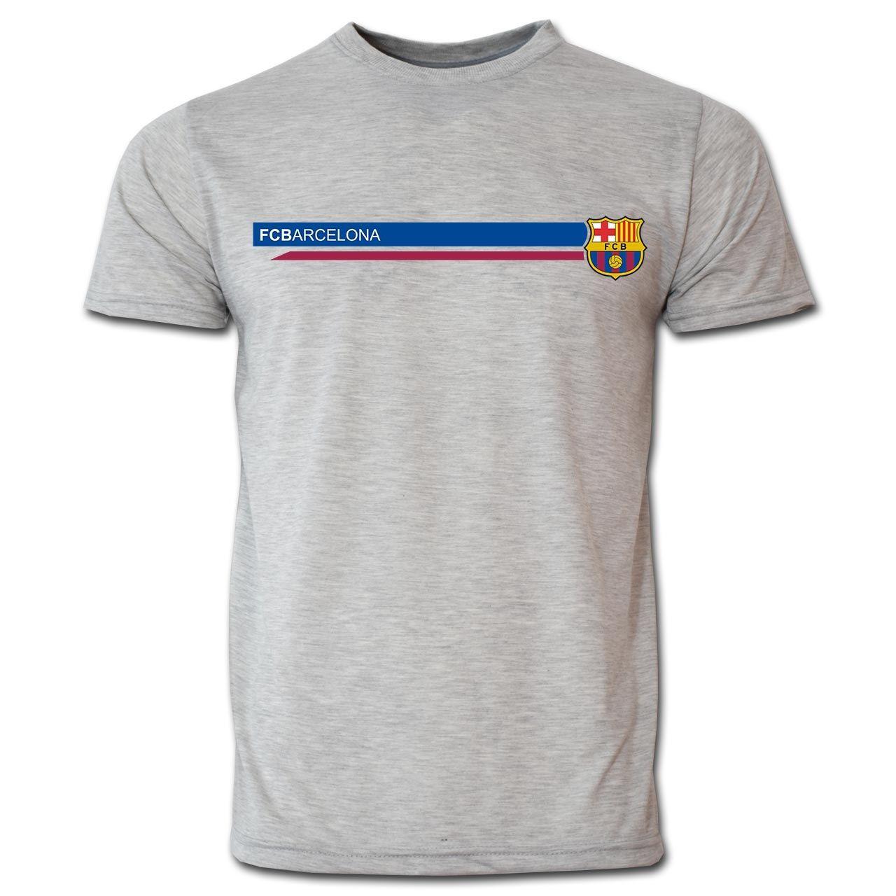 تیشرت مردانه بارسلونا کد B903 main 1 1
