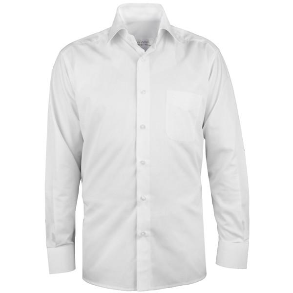 پیراهن آستین بلند مردانه اطمینان مدل آکسفورد