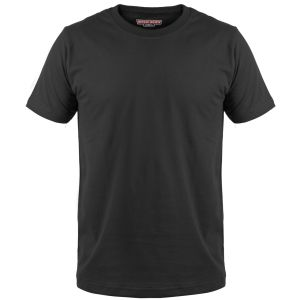 تی شرت مردانه سیمپل مدل sw3-Black