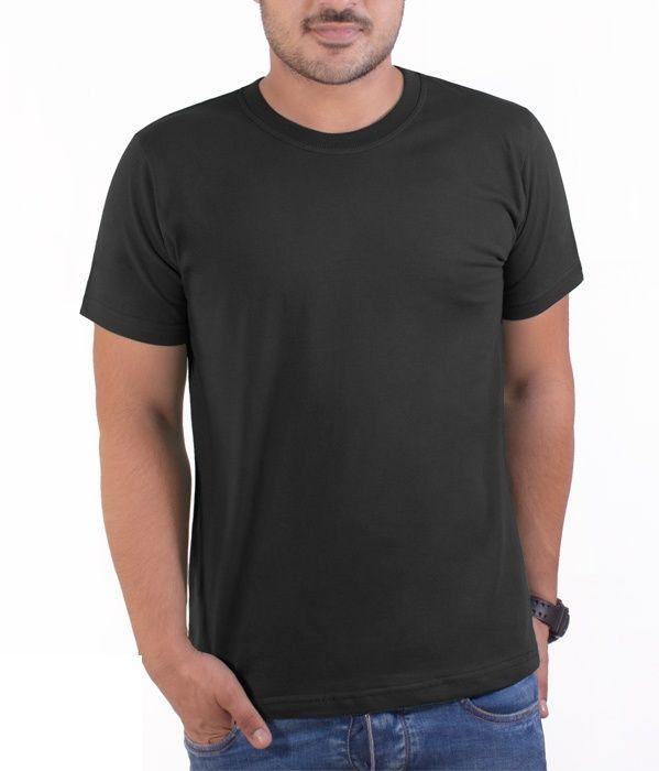 تی شرت مردانه سیمپل مدل sw3-Black main 1 2