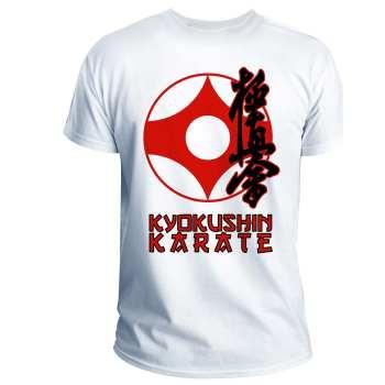 تی شرت انارچاپ طرح کیوکوشین مدل T02021