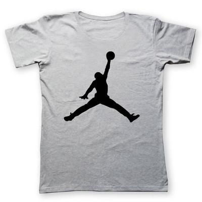 Photo of تی شرت زنانه به رسم طرح مایکل جردن کد 429