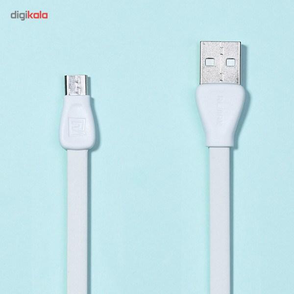 کابل تبدیل USB به microUSB ریمکس مدل Martin طول 1 متر main 1 1