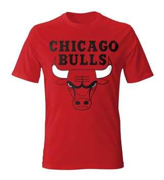 تیشرت مردانه طرح Chicago Bulls