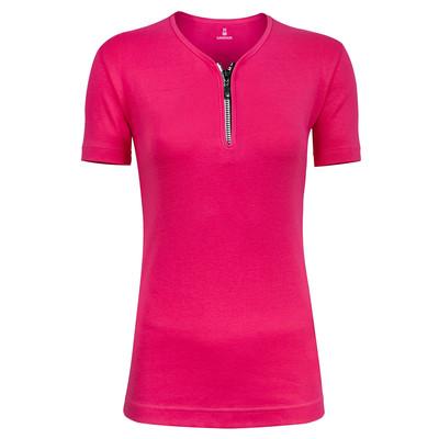 تی شرت زنانه زیپ دار ساروک مدل U کد 05