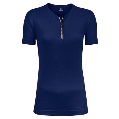 تی شرت زنانه زیپ دار ساروک مدل U کد 03