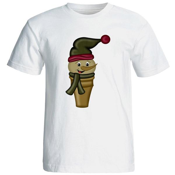 تی شرت آستین کوتاه مردانه الی شاپ طرح 12520