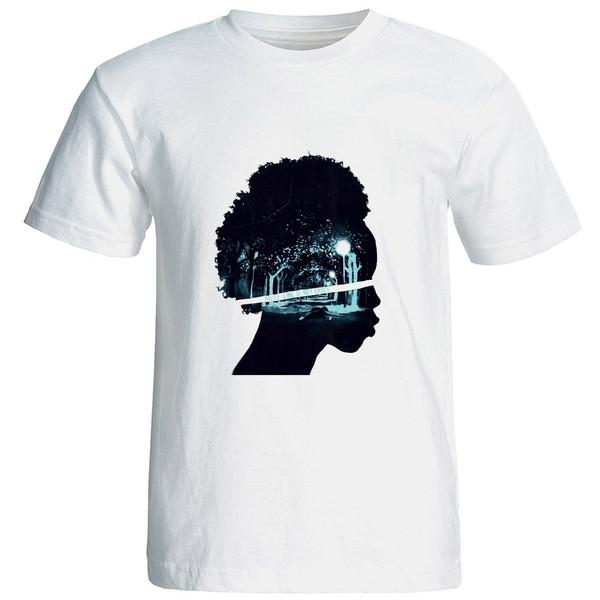 تی شرت استین کوتاه زنانه الی شاپ طرح 12509