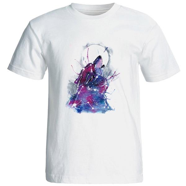 تی شرت آستین کوتاه مردانه الی شاپ طرح 12525