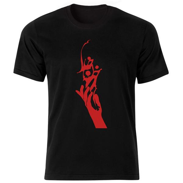 تی شرت مردانه طرح محرم کد BR6870