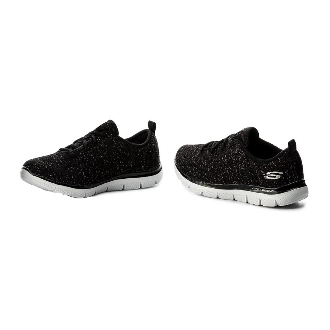 خرید                                     کفش مخصوص پیاده روی بچگانه اسکچرز مدل 81673L-BKRG