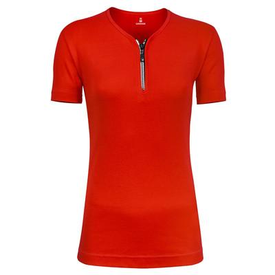 Photo of تی شرت زنانه زیپ دار ساروک مدل U کد 06