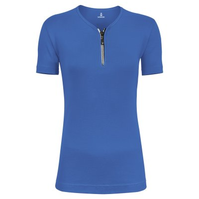 تی شرت زنانه زیپ دار ساروک مدل U کد 010