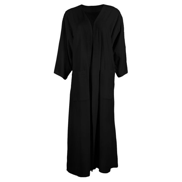 مانتو زنانه مسترمانی مدل کیمونو بلند کد S1029