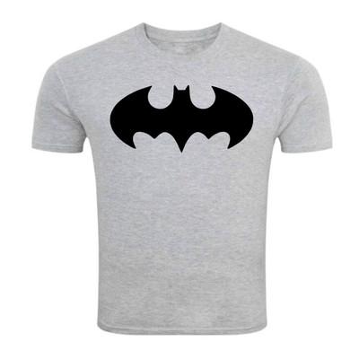 Photo of تی شرت آستین کوتاه ملانژ سالامین طرح بتمن کد SA147