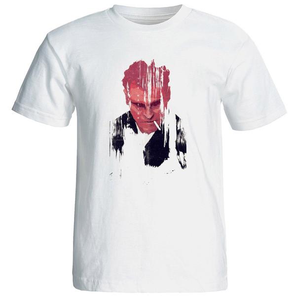 تی شرت استین کوتاه مردانه الی شاپ طرح 12544