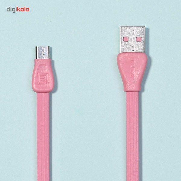 کابل تبدیل USB به microUSB ریمکس مدل Martin طول 1 متر main 1 2