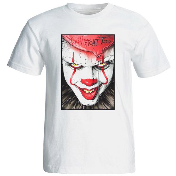 تی شرت استین کوتاه مردانه الی شاپ طرح 12593