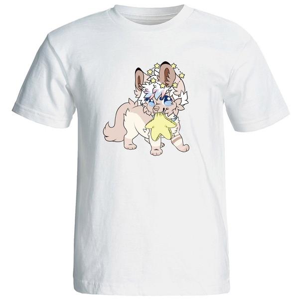 تی شرت استین کوتاه زنانه الی شاپ طرح 12556