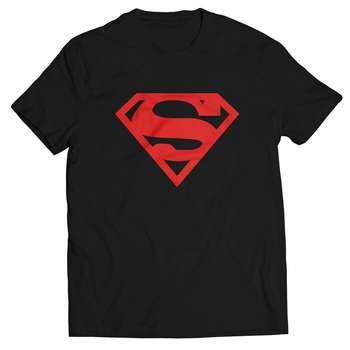 تیشرت مردانه پاتیلوک طرح سوپرمن مدل 330224