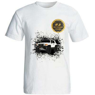 تی شرت آستین کوتاه مردانه مدل ar256