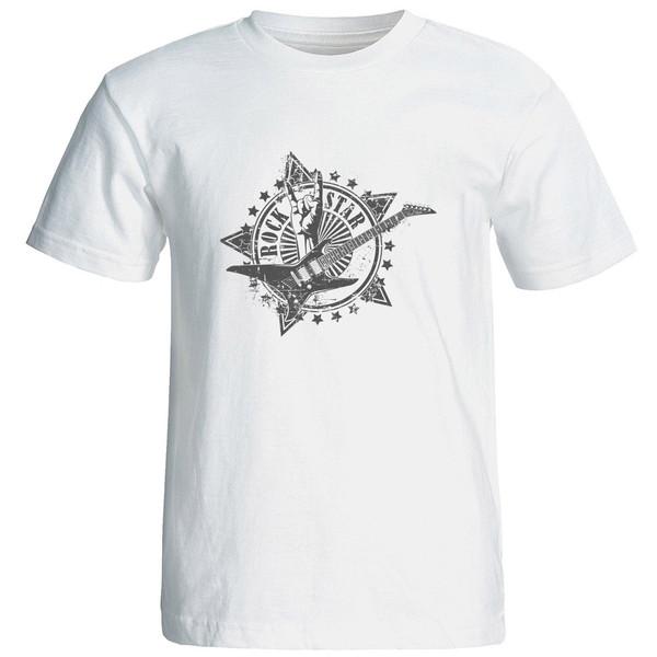 تی شرت استین کوتاه مردانه الی شاپ طرح 12585