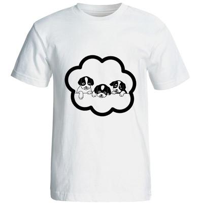 تی شرت آستین کوتاه مردانه مدل ar258