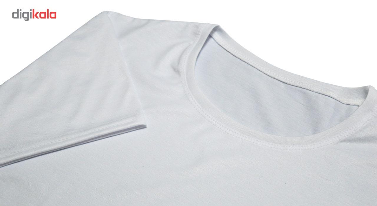 تی شرت انارچاپ طرح شیکاگو بولز مدل T05002 main 1 2