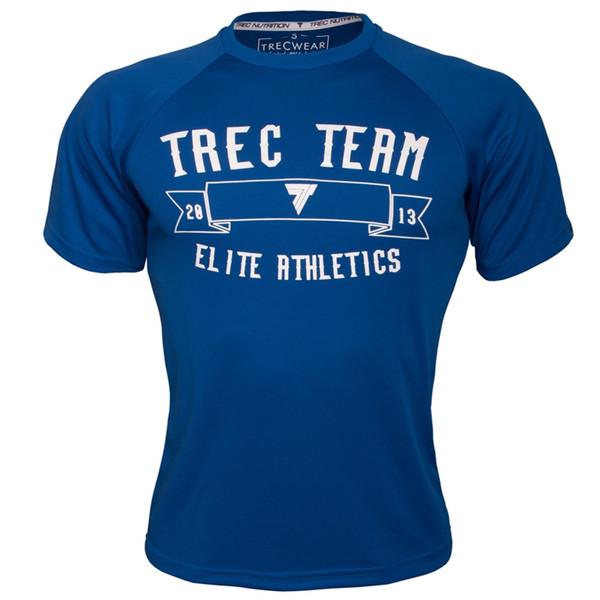 تیشرت ورزشی مردانه ترِک ویر مدل Cooltrec 007 Dark Blue