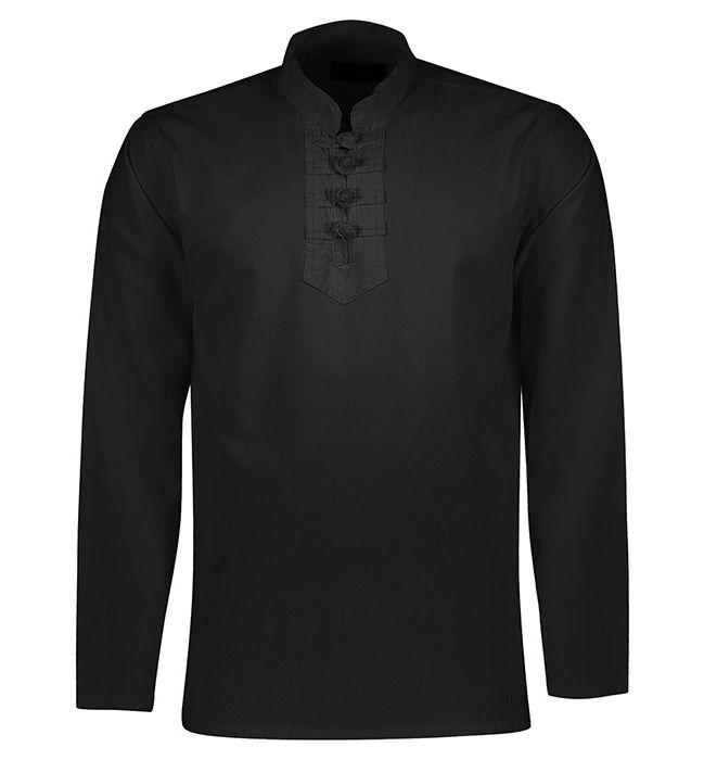 پیراهن الیاف طبیعی اصیل جامه مدل 3000 main 1 1