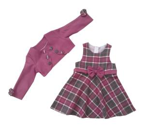 ست لباس دخترانه کد 115