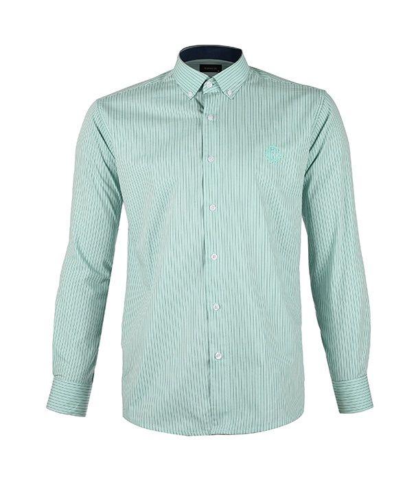 پیراهن مردانه ناوالس کد nv623gr main 1 1