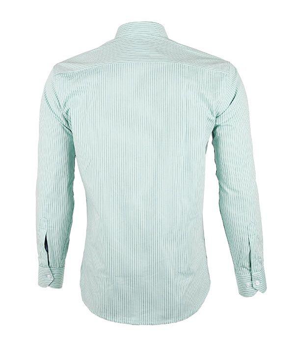 پیراهن مردانه ناوالس کد nv623gr main 1 3