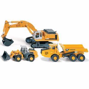 ماشین بازی Siku مدل Volvo Construction Set