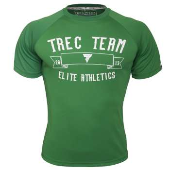 تیشرت ورزشی مردانه ترِک ویر مدل Cooltrec 009 Green