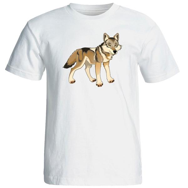 تی شرت آستین کوتاه مردانه الی شاپ طرح 12608