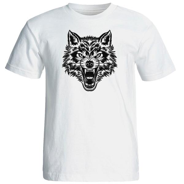 تی شرت آستین کوتاه مردانه الی شاپ طرح 12613
