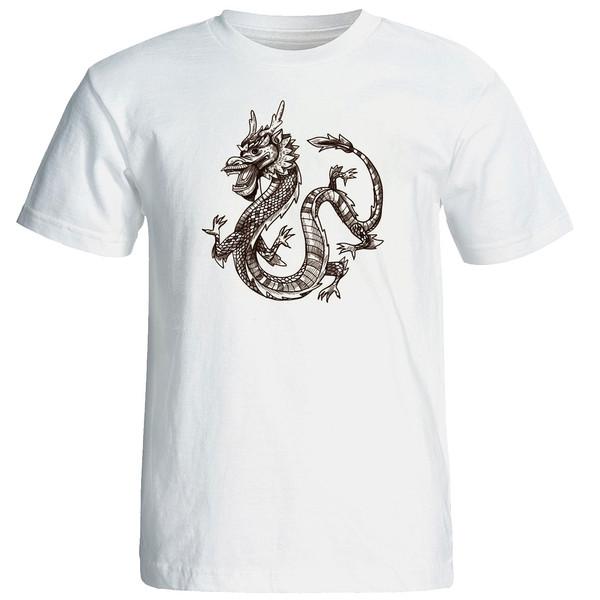 تی شرت مردانه الی شاپ طرح 12618