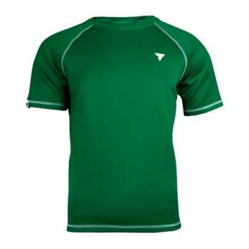 تی شرت ورزشی مردانه ترک ویر مدل Rash 018 Flex Green