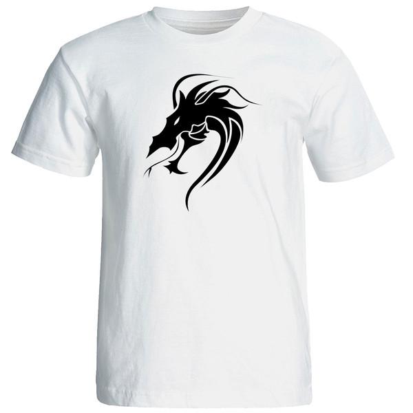 تی شرت استین کوتاه مردانه الی شاپ طرح 12610