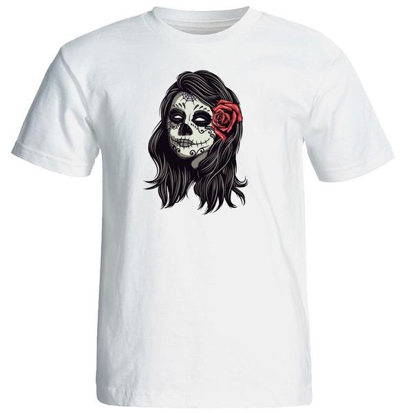 تی شرت زنانه الی شاپ طرح جوکر 12623