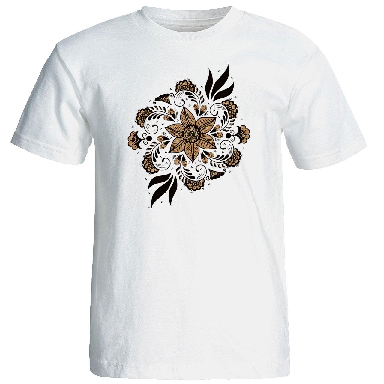 تی شرت زنانه الی شاپ طرح 12620