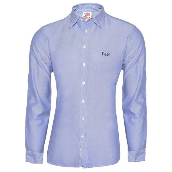 پیراهن مردانه فرانکلین مارشال مدل Wolfe کد 320