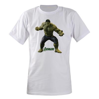 تصویر تی شرت مردانه مسترمانی مدل avengers هالک کد 939