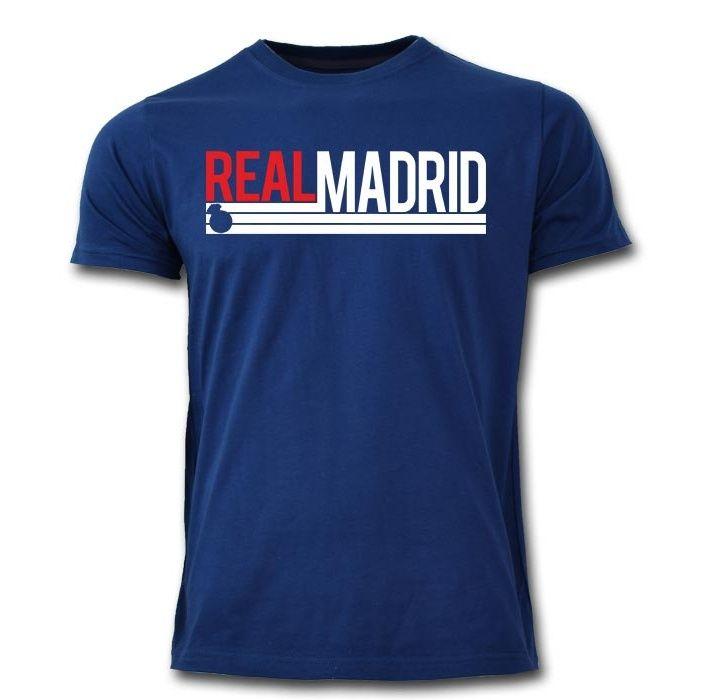 تیشرت مردانه طرح رئال مادرید کد 14Q2 main 1 1