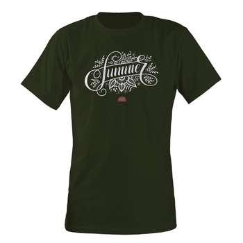 تی شرت مردانه مسترمانی مدل نوشته کد 240