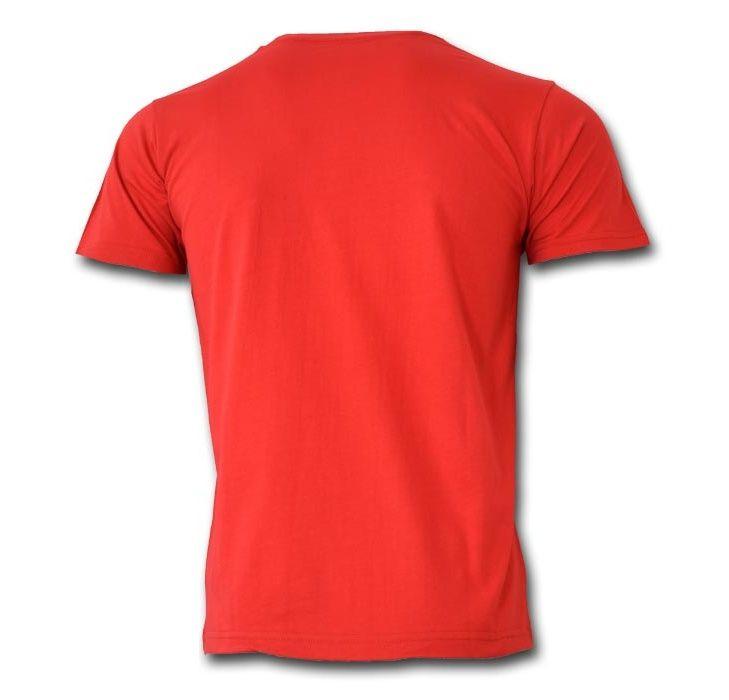 تیشرت مردانه طرح رئال مادرید کد 4Q1 main 1 2